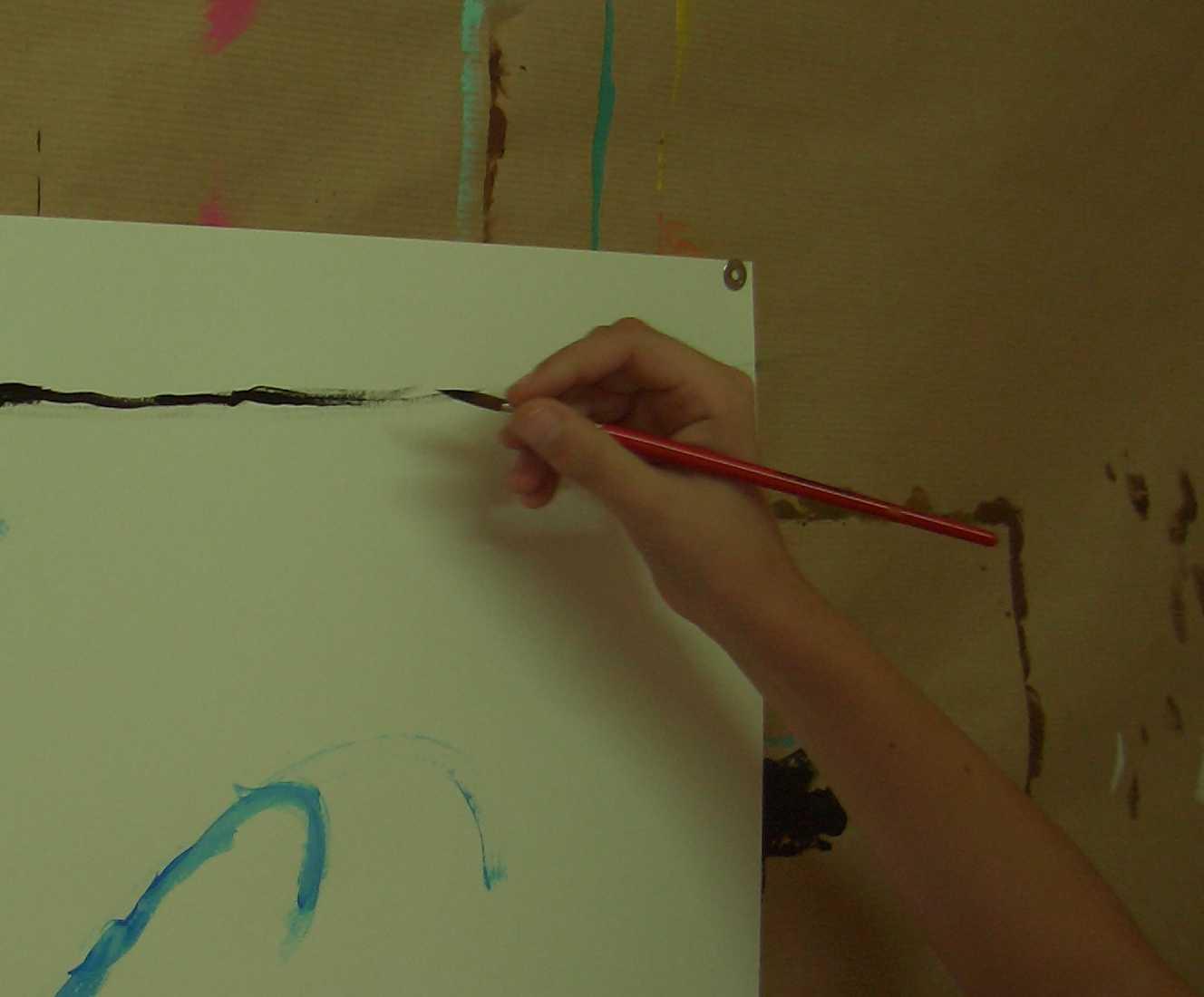 kinder malen, malentwicklung, kindliche entwicklung, frühförderung