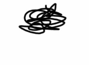 Kritzelknäuel